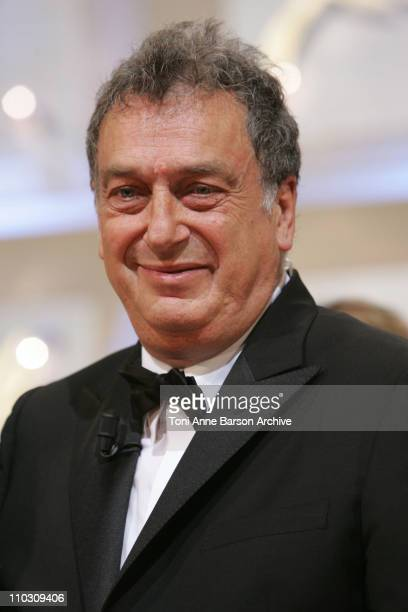 Stephen Frears during 2007 Cannes Film Festival - Palme D'Or - Ceremony at Palais des Festivals in Cannes, France.