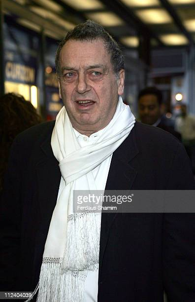 Stephen Frears during The Cobra Vision Awards 2006 Inside Arrivals at Curzon Mayfair in London Great Britain