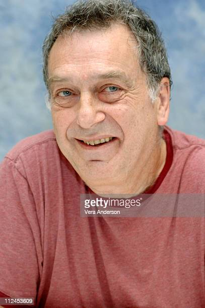 """Stephen Frears during """"The Queen"""" Press Conference with Stephen Frears and Helen Mirren at Four Seasons in Beverly Hills, California, United States."""