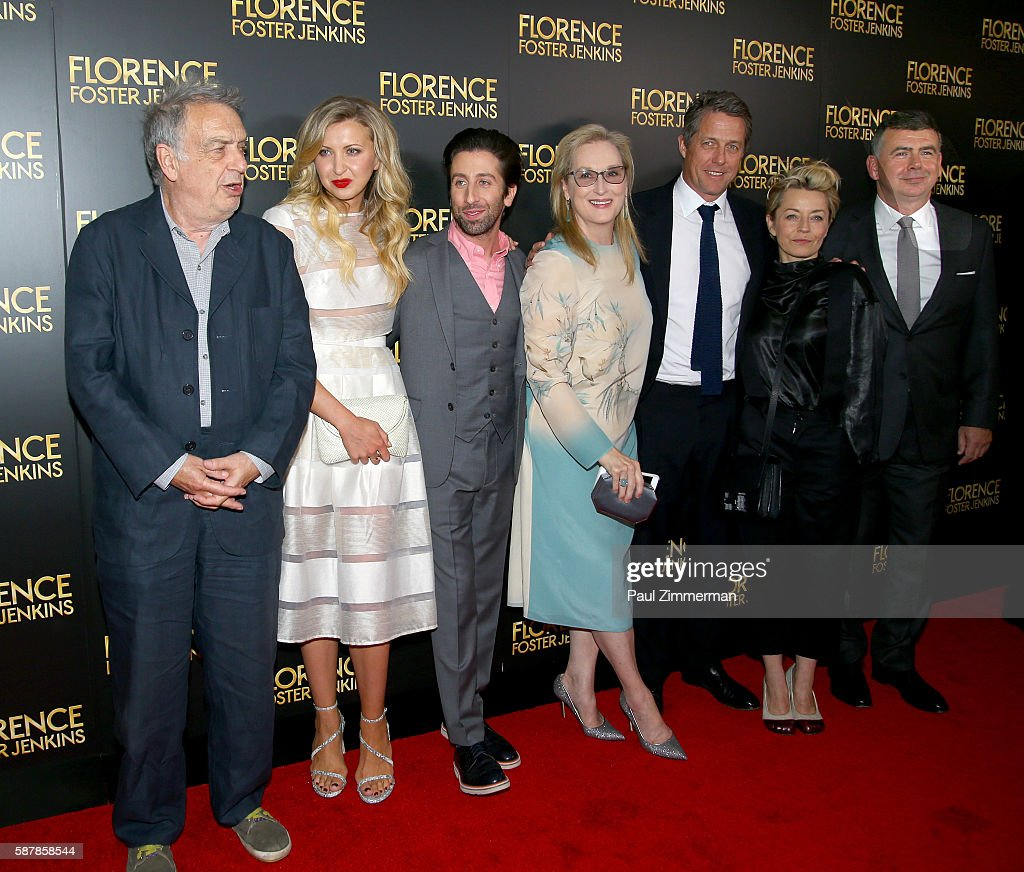 """""""Florence Foster Jenkins"""" New York City Premiere"""