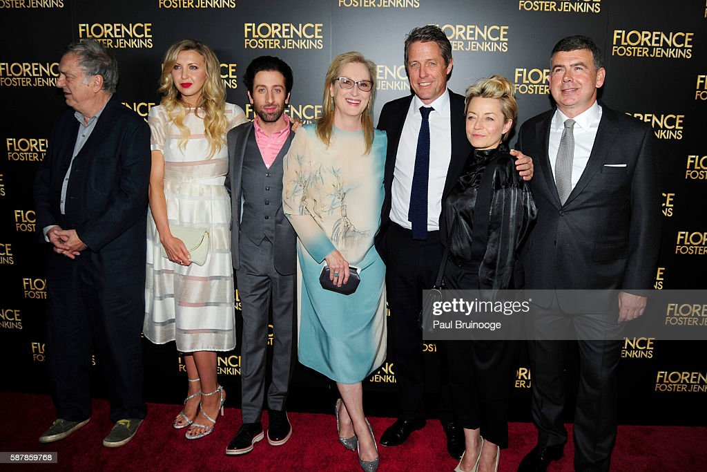 """Paramount Pictures Presents the New York Premiere of """"Florence Foster Jenkins"""""""
