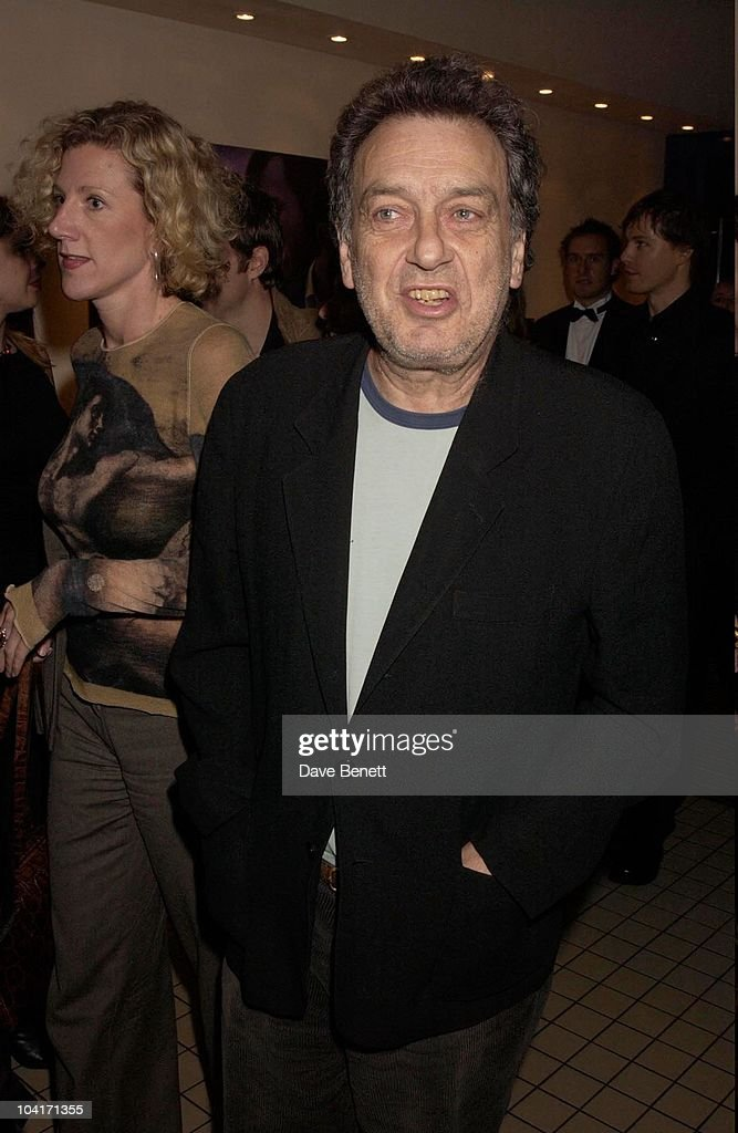 Stephen Frears, Sylvia Movie After Party At Mezzo In Wardour Street, London