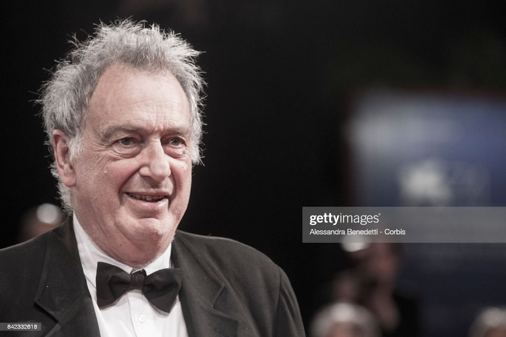 Stephen Frears walks the red carpet for 'Victoria & Abdul And Jaeger-LeCoultre Glory To The Filmaker Award 2017' during the 74th Venice Film Festival at Sala Grande on September 3, 2017 in Venice, Italy.