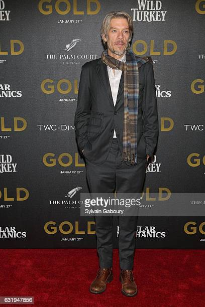 Stephen Gaghan attends TWCDimension with Popular Mechanics The Palm Court Wild Turkey Bourbon Host the Premiere of Gold at AMC Loews Lincoln Square...