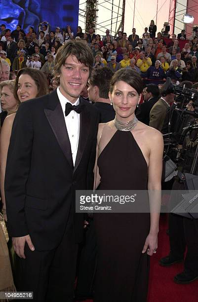 Stephen Gaghan during The 73rd Annual Academy Awards Arrivals at Shrine Auditorium in Los Angeles California United States