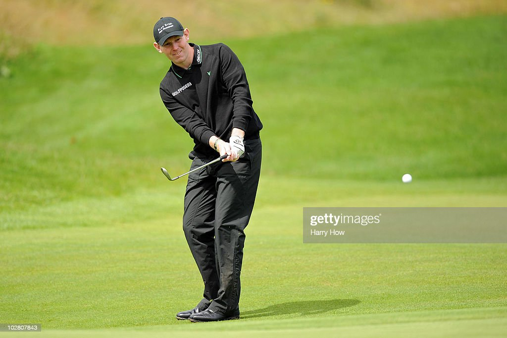 The Barclays Scottish Open - Round Four