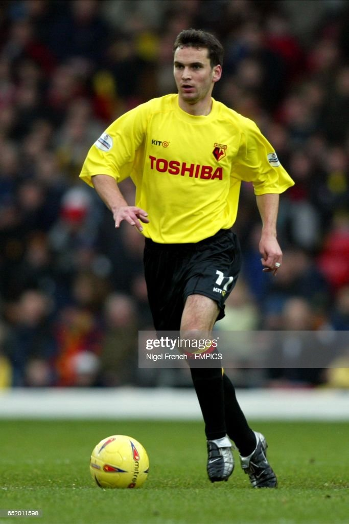 Soccer - Nationwide League Division One - Watford v Ipswich Town : News Photo