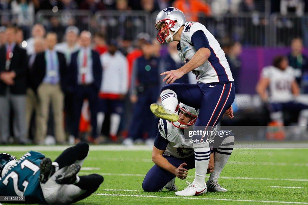 Super Bowl LII - Philadelphia Eagles v New England Patriots : Fotografia de notícias