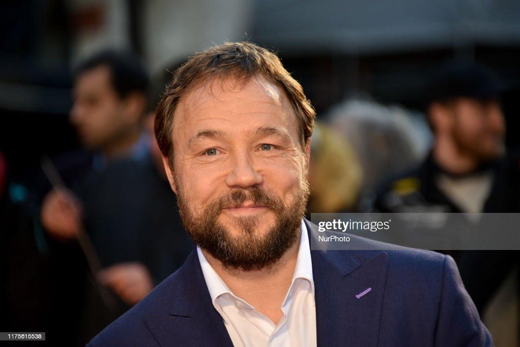 ''The Irishman'' International Premiere and Closing Gala - 63rd BFI London Film Festival : Nieuwsfoto's