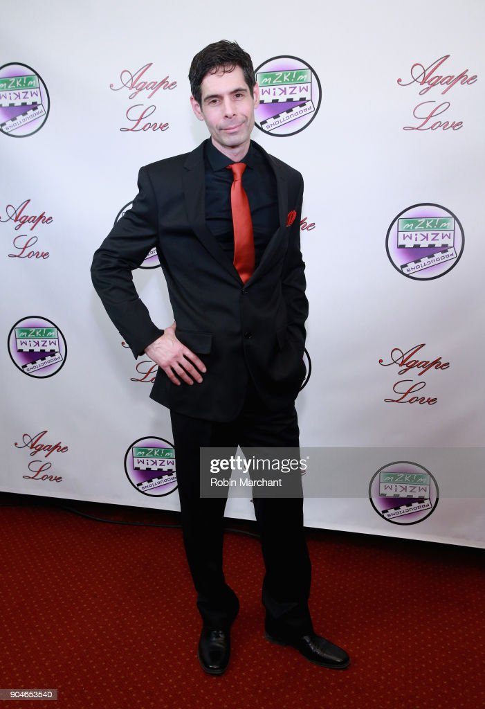 Stephen Gregory Curtis attends Agape Love Red Carpet on January 13, 2018 in Milwaukee, Wisconsin.