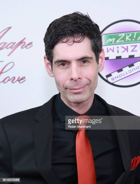Stephen Gregory Curtis attends Agape Love Red Carpet on January 13 2018 in Milwaukee Wisconsin