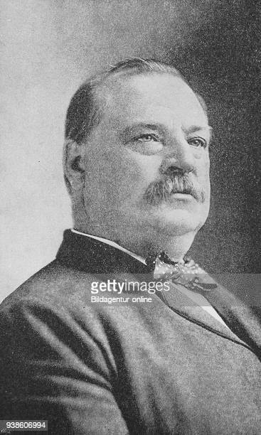 Stephen Grover Cleveland March 18 1837 June 24 was an American politician and lawyer who was both the 22nd and 24th President of the United States...