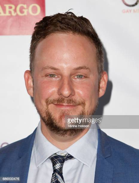 Stephen Guarino attends the Gay Men's Chorus of Los Angeles 6th annual Voice Awards at JW Marriott Los Angeles at LA LIVE on May 20 2017 in Los...