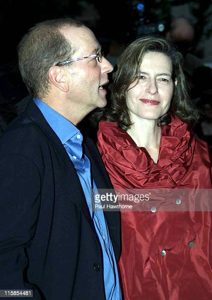 Stephen H Bogart and Ingrid Rossellini during Casablanca 60th Anniversary Event Red Carpet at Alice Tully Hall Lincoln Center in New York City New...