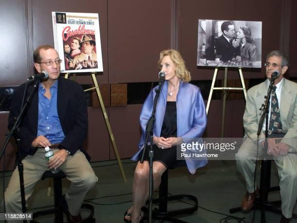 Stephen H. Bogart, Pia Lindstrom and Leslie Epstein