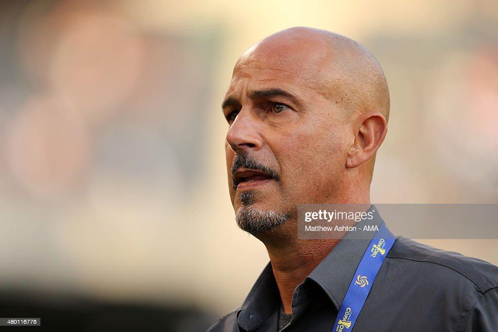 Trinidad & Tobago v Guatemala: Group C - 2015 CONCACAF Gold Cup : News Photo
