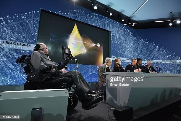 Stephen Hawking CH CBE FRS Dennis Stanton Avery and Sally Tsui WongAvery Director of Research University of Cambridge Freeman Dyson Emeritus...