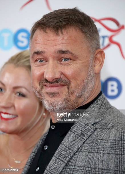 Stephen Hendry attends the Pride of Sport awards at Grosvenor House on November 22 2017 in London England