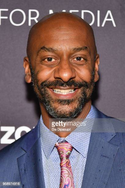 Stephen Hill attends the 2018 Paley Honors at Cipriani Wall Street on May 15 2018 in New York City
