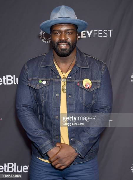 Stephen Hill attends The Paley Center For Media's 2019 PaleyFest LA 'Hawaii Five0' 'MacGyver' And 'Magnum PI' at Dolby Theatre on March 23 2019 in...