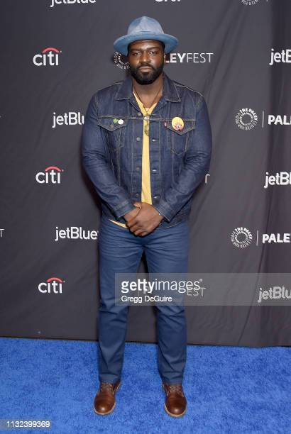 Stephen Hill attends The Paley Center For Media's 2019 PaleyFest LA Hawaii Five0 MacGyver And Magnum PI at Dolby Theatre on March 23 2019 in...