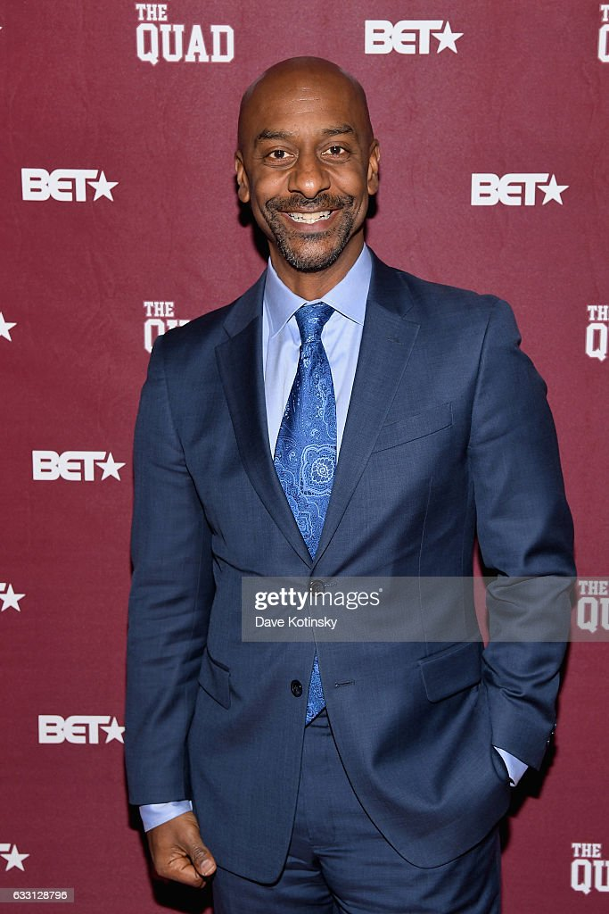 """BET Presents The Premiere Screening Of """"The Quad"""" - Arrivals : News Photo"""