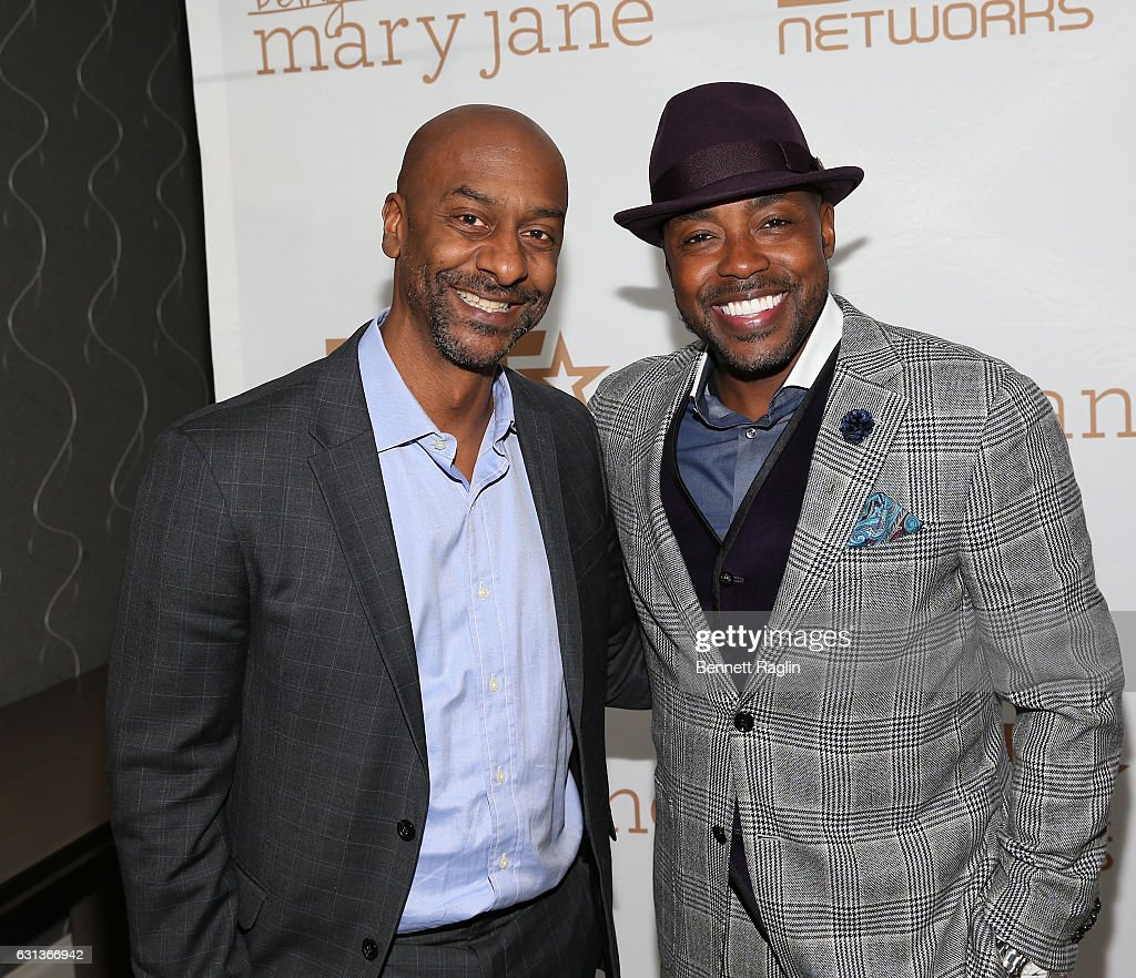 Being Mary Jane Premiere Screening and Party : News Photo