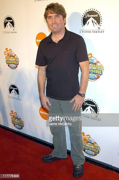 Stephen Hillenburg creator during The SpongeBob SquarePants Movie New York City Screening to Benefit the Princess Grace Awards at Loews Cineplex...