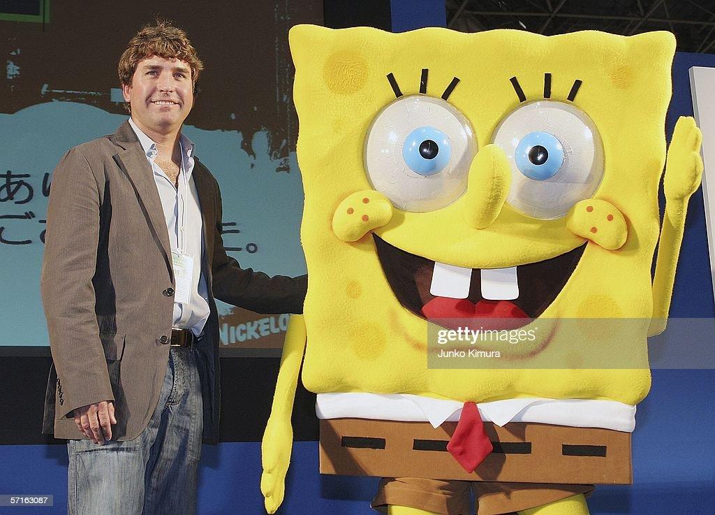 'The SpongeBob SquarePants' Preview At Tokyo International Anime Fair