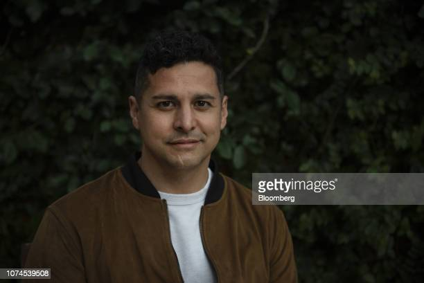 Stephen Huerta chief executive officer of Workify stands for a photograph in Austin Texas US on Thursday Dec 20 2018 Apple Inc announced this month...