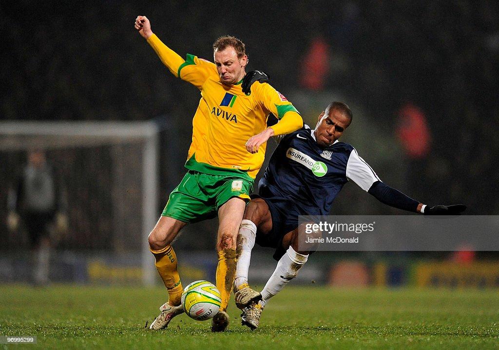 Norwich City v Southend United