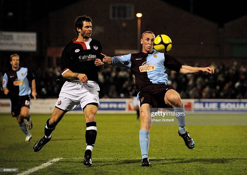 Kettering Town v Notts County - FA Cup 2nd Round Replay : News Photo