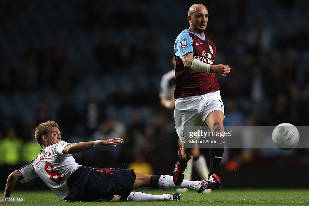Aston Villa v Bolton Wanderers - Carling Cup Third Round