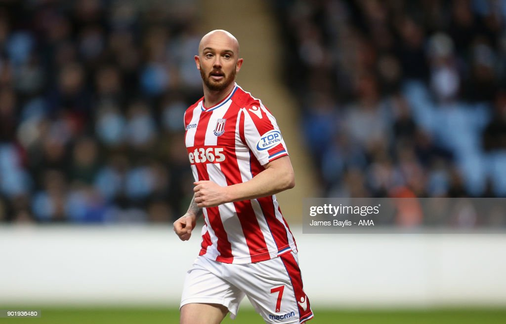 Coventry City v Stoke City - The Emirates FA Cup Third Round : News Photo