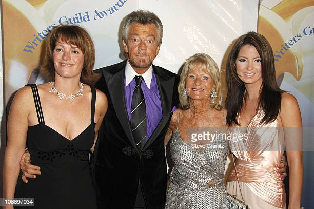 Stephen J Cannell Marcia Finch and guests