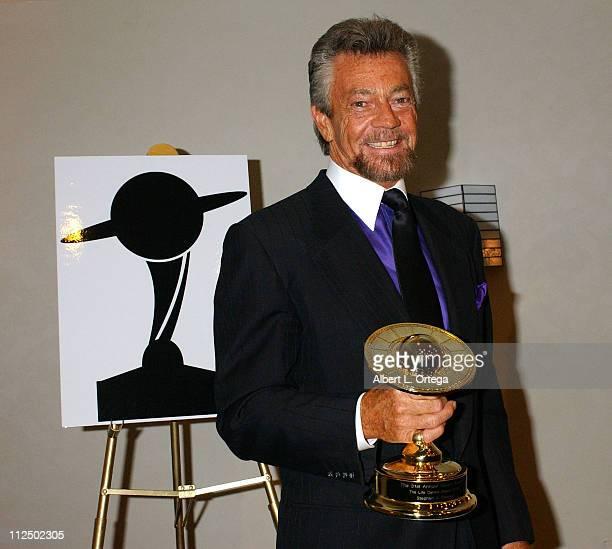 Stephen J Cannell winner of the Life Career Award