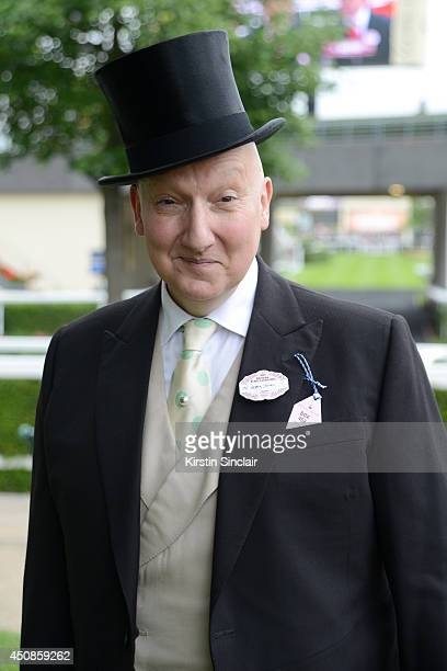 Stephen Jones attends day three of Royal Ascot at Ascot Racecourse on June 19 2014 in Ascot England