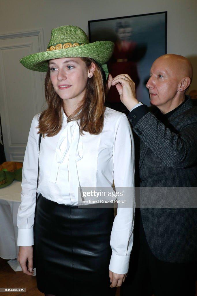8c444dbe6ed Maisons de Couture Of Paris Celebrate Sainte-Catherine 2018   News Photo