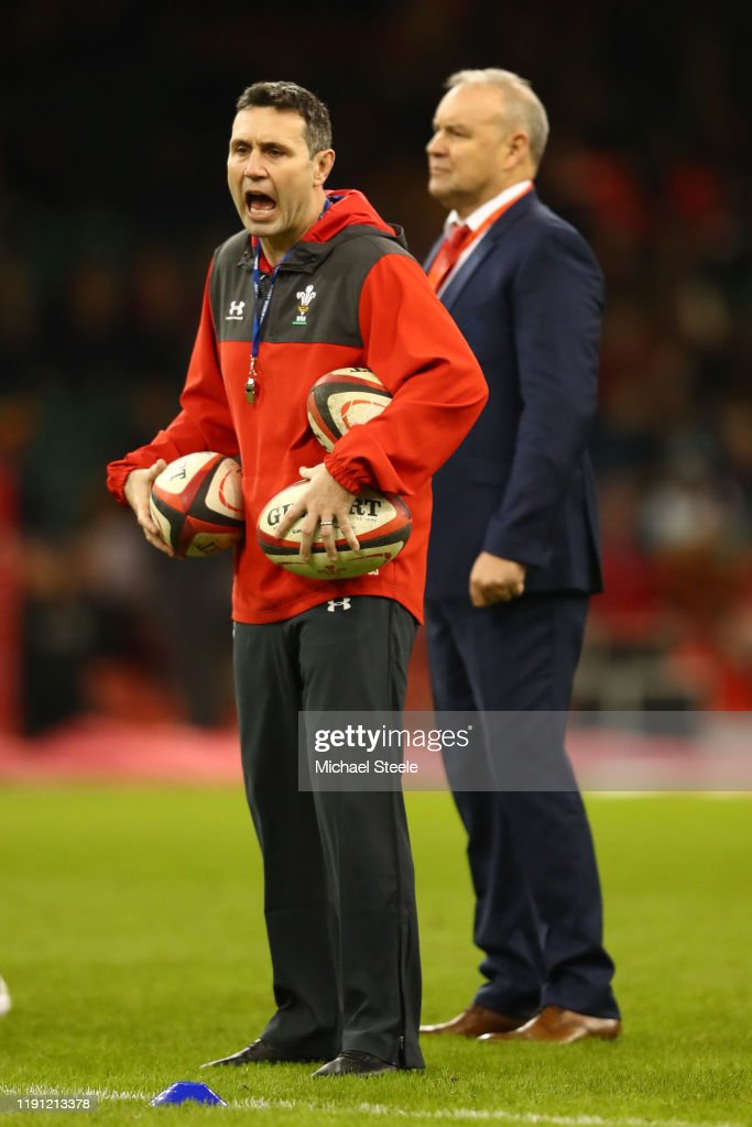 Wales v Barbarians - International Friendly : News Photo