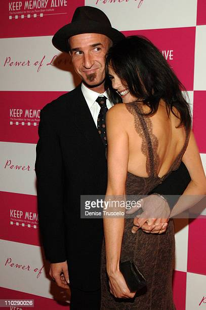 Stephen Kay and Teri Hatcher during 11th Annual Power Of Love Gala to Benefit Keep Memory Alive Foundation at The MGM Conference Center at The MGM...