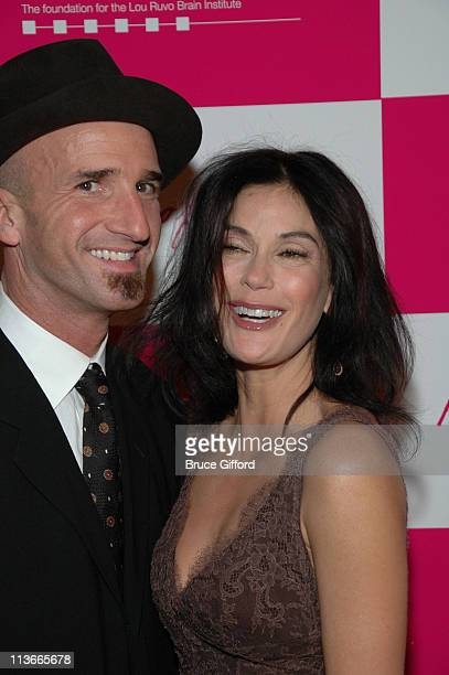 Stephen Kay and Teri Hatcher during 11th Annual Power Of Love Gala to Benefit The Keep Memory Alive Foundation at The MGM Conference Center at MGM...