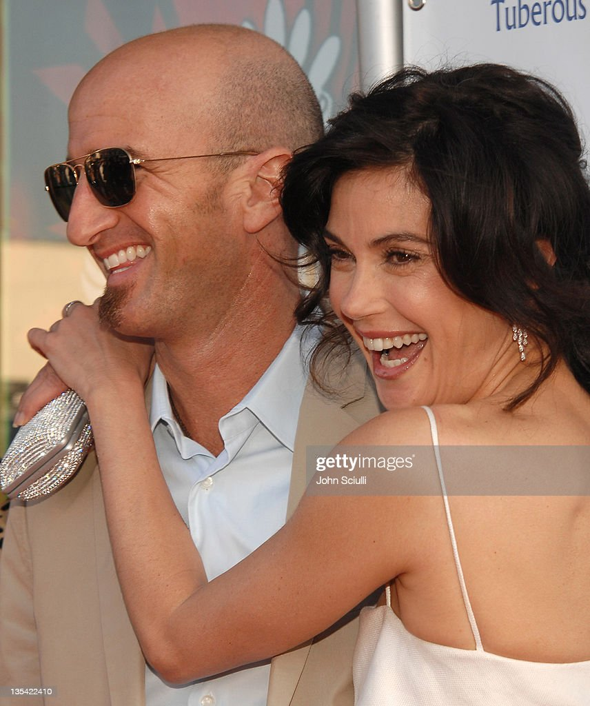 Stephen Kay and Teri Hatcher during 6th Annual Comedy For A Cure Hosted by Tuberous Sclerosis Alliance at The Music Box Theatre in Hollywood, California, United States.