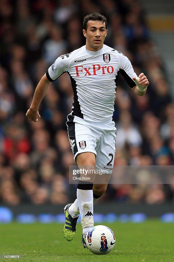 Fulham v Norwich City - Premier League