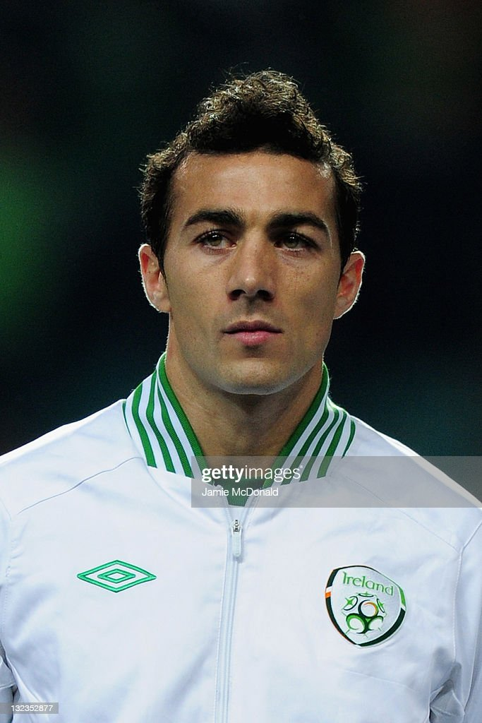 Euro 2012 - Republic of Ireland Headshots