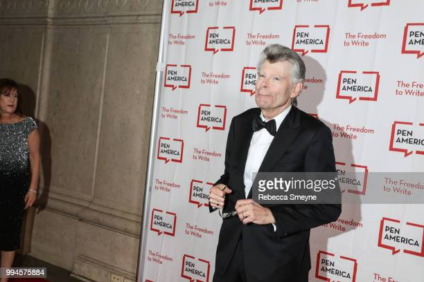 Stephen King attends the PEN Literary Gala at the American Museum of Natural History on May 22 2018 in New York New York