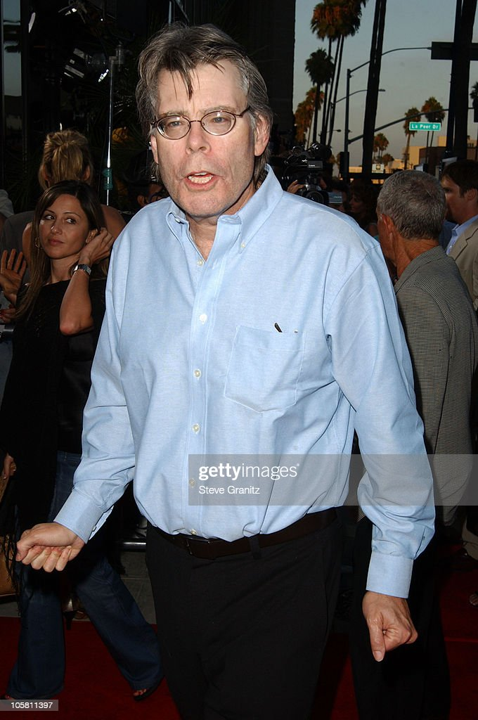 Stephen King during 'The Manchurian Candidate' Los Angeles Premiere at The Academy in Beverly Hills, California, United States.