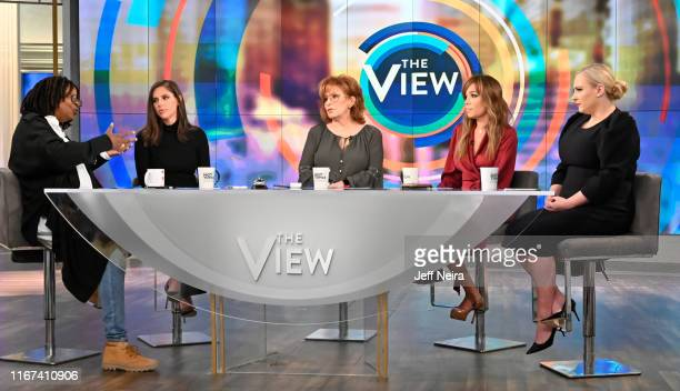 """Stephen King is the guest today, Wednesday, September 11, 2019. """"The View"""" airs Monday-Friday 11am-12pm, ET on ABC. WHOOPI GOLDBERG, ABBY HUNTSMAN,..."""