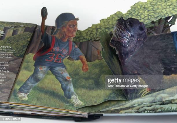 Stephen King pop-up book. GENERAL INFORMATION: 10/7/04- tatse photos - desserts, etc.