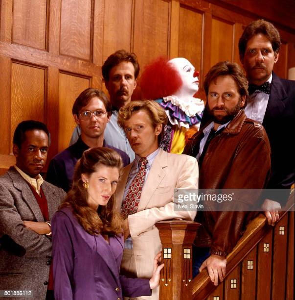 Stephen King's 'IT' 11/18 and 11/20/90 In this ABC Novel for Television based on the bestselling Stephen King novel played Ben 'Haystack' Hanscom one...