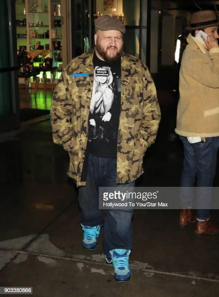 Stephen Kramer Glickman is seen on January 9 2018 in Los Angeles CA